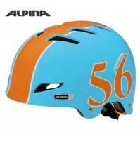 Cyklistická prilba Alpina PARK jr. fiftysix