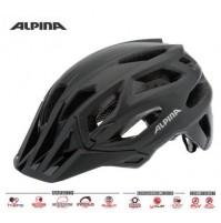 Cyklistická prilba ALPINA Garbanzo čierna