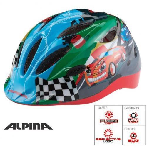 ALPINA Cyklistická prilba GAMMA 2.0 FLASH preteky