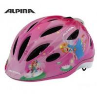 Cyklistická prilba ALPINA GAMMA 2.0 FLASH princezná