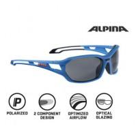 Okuliare Alpina BERRYN P modrá mat-čierne