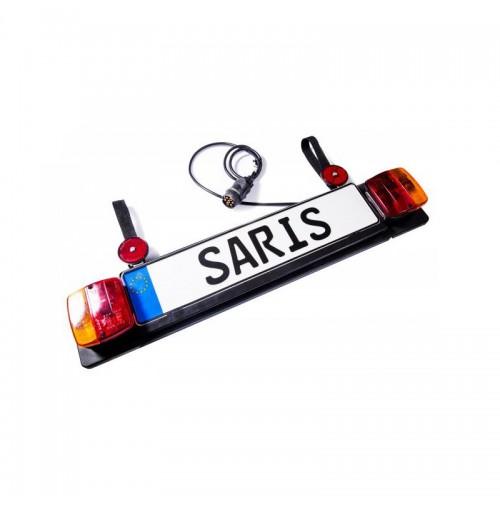Saris svetelná rampa 7-pól (EU)