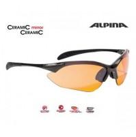Okuliare Alpina TRI-QUATOX cínovo-šedé