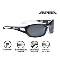 Okuliare Alpina BERRYN P čierna mat-biele