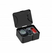 Lezyne cyklocomputer SUPER PRO GPS  HRSC - komplet so snímačmi