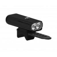 Lezyne predné LED svetlo LITE DRIVE 1000XL, čierne matné