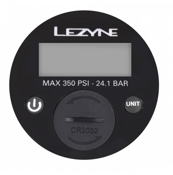 LEZYNE Náhradný digitálny tlakomer pre stojace pumpy 350 PSI, 3,5