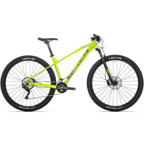 Rock Machine Torrent 50-29, model 2020, rádioaktívna žltá/čierna/strieborná