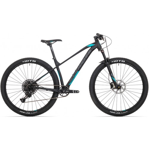 Rock Machine Torrent 70-29, model 2020, čierna/modrá/šedá