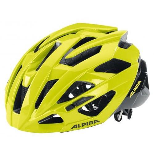 ALPINA Cyklistická prilba Valparola RC Be Visible reflexná