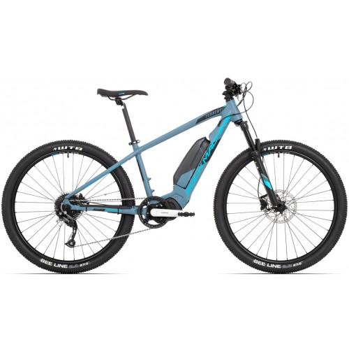 Rock Machine Torrent e30-27, model 2020, šedá/modrá/čierna