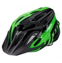 ALPINA Cyklistická prilba FB JUNIOR 2.0 čierno-zelená veľ.: M, black-green