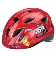 ALPINA Cyklistická prilba Ximo hasič