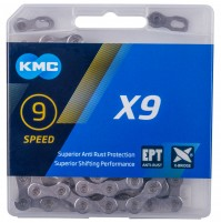 KMC Reťaz X 9 EPT, 114 článkov