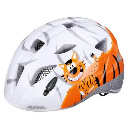 ALPINA Cyklistická prilba Ximo malý tiger