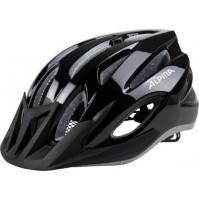 ALPINA Cyklistická prilba MTB 17 čierna