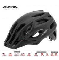 ALPINA Cyklistická prilba Garbanzo čierna