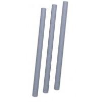 FORCE Reflexné tyčinky na špice 7 cm, strieborné, 10 ks