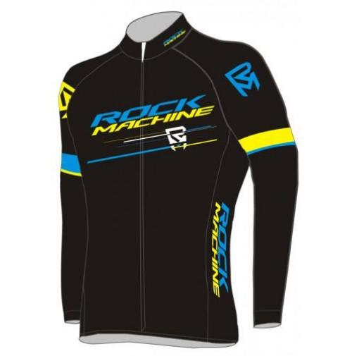 Cyklistický dres RM RACE man dlhý rukáv