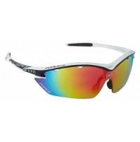 FORCE okuliare RON bielo-čierne, multilaser sklá