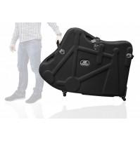 FORCE kufor na prepravu bicykla, čierny
