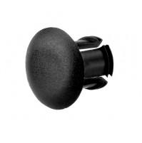 Záslepka FORCE PLAST na čapy V-brzdy, M, 6 - 8 mm