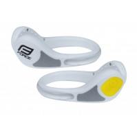 Force klip / pásik FLARE na topánky žltý