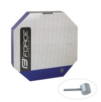 FORCE lanko brzdové MTB 2,5m / 1,5mm, BOX