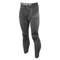 FORCE Nohavice/funkčné prádlo FROST čierne