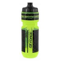 FORCE fľaša RAY 0,75 l, transparentná fluo