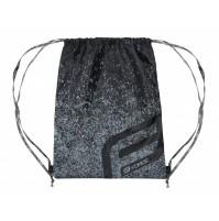 FORCE vrecúško / batoh na chrbát, čierny