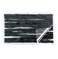 FORCE knôty-opravná sada 3,5 x 100mm, čierne, balenie 10ks