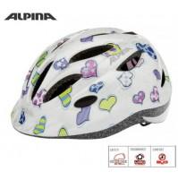 ALPINA Cyklistická prilba GAMMA 2.0 srdcia