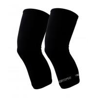 FORCE návleky na kolená TERM, čierne