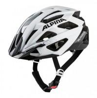 ALPINA Cyklistická prilba Valparola bielo-čierna