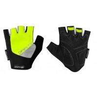 FORCE rukavice DARTS gél, bez zapínania, fluo-šedé