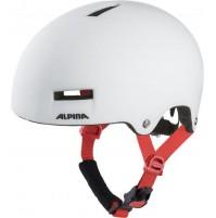 ALPINA Cyklistická prilba AIRTIME biela veľ.: M