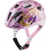 ALPINA Cyklistická prilba Ximo Disney Princezná