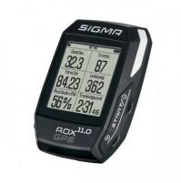 SIGMA Cyklocomputer ROX GPS 11.0 Basic čierny s GPS a výškomerom