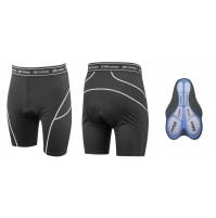 FORCE vložka vnútorná pre MTB nohavice krátke