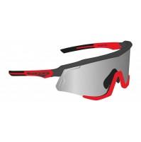 FORCE okuliare SONIC čierno-červené, fotochromatické sklá