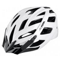 ALPINA Cyklistická prilba PANOMA CLASSIC biela