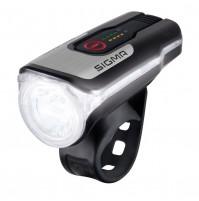 SIGMA Svetlo predné AURA 80 USB 80 Lux