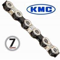 KMC Reťaz Z 8.3 strieborno-šedá, 114 článkov