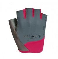 ROECKL Dámske cyklistické rukavice Dovera šedé