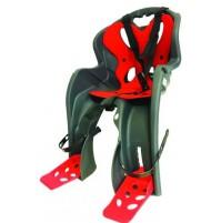 Detská sedačka Luigino - predná tmavo-šedá