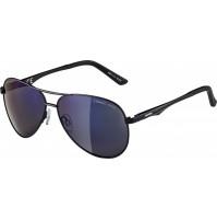 Okuliare Alpina A 107 čierne matné