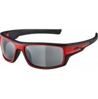 ALPINA Ľadovcové okuliare CHILL ICE CM+ čierno-červené