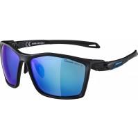 ALPINA Cyklistické okuliare TWIST FIVE CM+ čierne matné