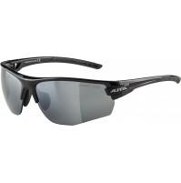 ALPINA Cyklistické okuliare TRI-SCRAY 2.0 HR čierne, vymeniteľné sklá